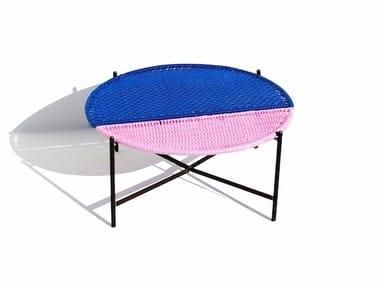 Tavolino basso rotondo 30 - 70   Tavolino rotondo