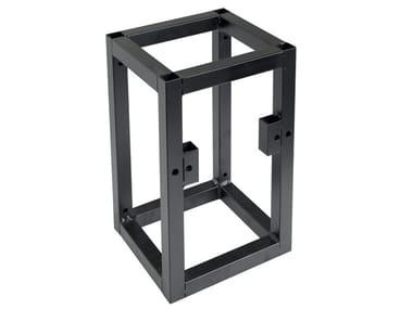 Supporto per wc in acciaio zincato 300 | Supporto
