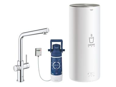 Rubinetto da cucina / dispenser acqua potabile RED II 30325001 | Miscelatore da cucina