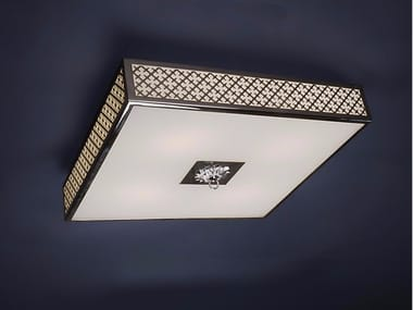 Plafoniera a LED in metallo 30711A | Plafoniera