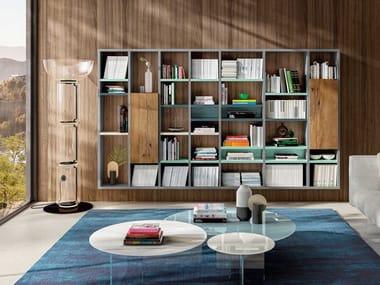 Libreria componibile 30MM - 1210 | Libreria