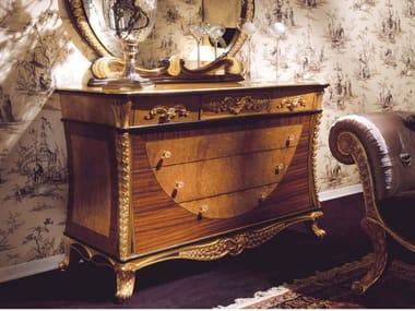 Cassettiera in legno 3131 | Cassettiera