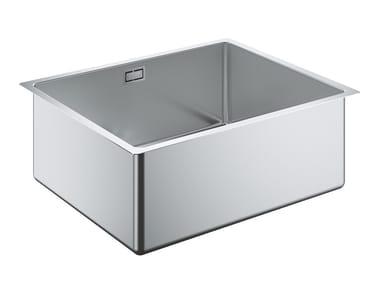 Lavello a una vasca sottotop in acciaio inox K700 - 31574SD0 | Lavello