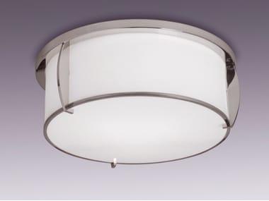 Plafonnier en verre pour éclairage direct 350 | Plafonnier