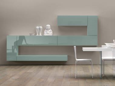 Zona giorno e mobili contenitori Lago Soggiorno | Archiproducts