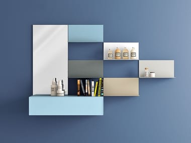 Wall-mounted mirror 36E8 | Mirror