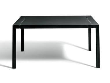 Tavolo da giardino da pranzo in acciaio inox 3MILLIMETTRI | Tavolo da giardino