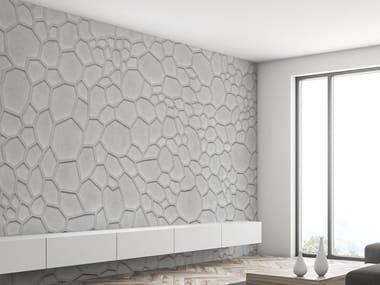 Papel de parede ecológico com suporte de reboco 3D WALL 3D 10