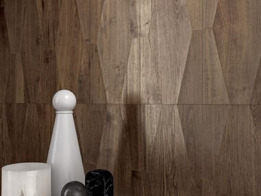 3D Wall Cladding with wood effect SOUL | 3D Wall Cladding