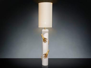 Ceramic floor lamp 4 HANDS