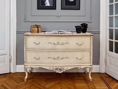 Wooden chest of drawers 4013   Chest of drawers