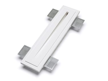 LED wall-mounted Cristaly® steplight 4100G | Wall-mounted steplight