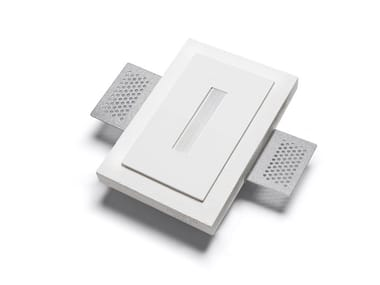 LED wall-mounted Cristaly® steplight 4130A | Wall-mounted steplight