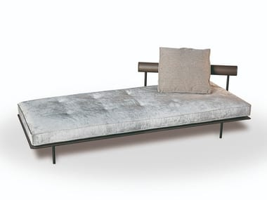 Tufted day bed 415 TUBE | Day bed