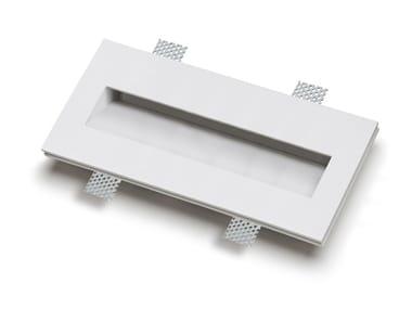 Segnapasso a LED a parete in Cristaly® 4156 | Segnapasso