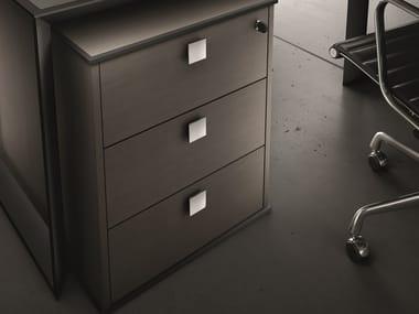 Cassettiera Ufficio Legno Massello : Cassettiere ufficio in legno archiproducts