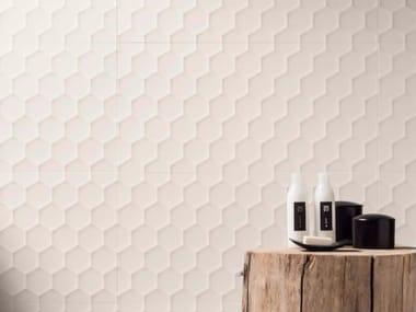 3D Wall Cladding 4D - HEXAGON