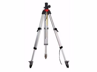 Accessorio per rilievo Treppiedi tecnologia laser