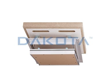 Fireproof inspection chamber for suspended ceiling ALUMATIC F30/EI30