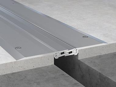 Giunto strutturale in alluminio NOVOJUNTA® PRO METAL SP50