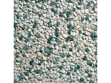 Pavimenti per esterni 50 x 50 - Lavato Carrara misto verde
