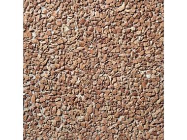 Pavimenti per esterni 50 x 50 - Lavato Rosso Verona