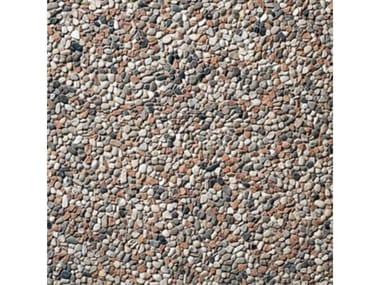 Pavimenti per esterni 50 x 50 - Lavato Tagliamento misto rosso