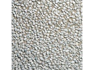Pavimenti per esterni 50 x 50 - Lavato bianco ciottolo