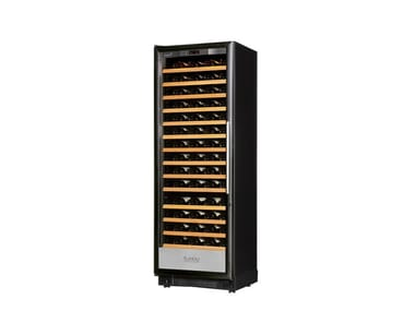 Built-in wine cooler with built-in lights 5000: LARGE | Serving wine cooler