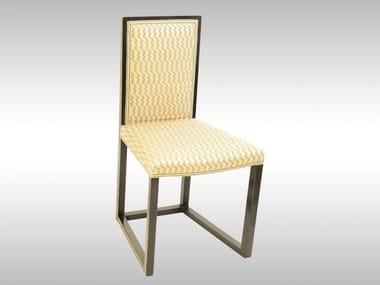 Upholstered fabric chair 50055 | Chair