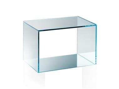 Tavolino rettangolare in vetro 5006 | Tavolino