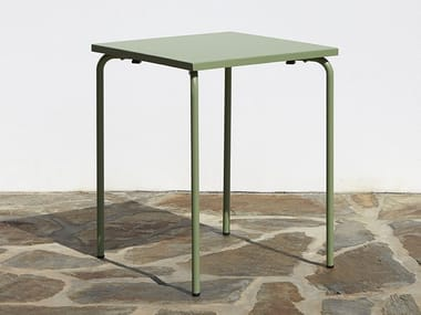 Tavolo impilabile in metallo 5028 | Tavolo in metallo