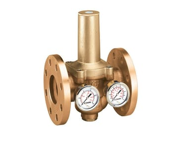 Pressure reducing valve with replaceable cartridge 5366 | Pressure reducing valve