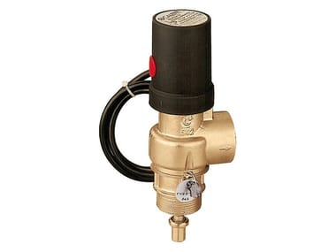 Temperature relief valve with fail-safe action 542 | Temperature relief valve