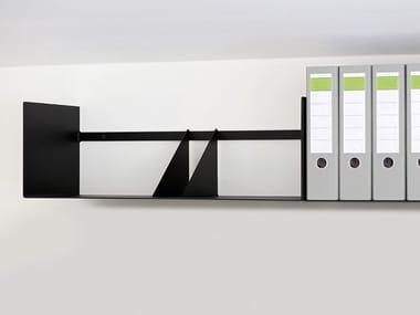 Steel wall shelf 598-1 | Wall shelf