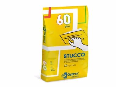 Stucco in polvere per trattamento dei giunti 60 PLUS