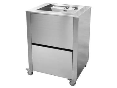 Stainless steel kitchen unit 679161 | Kitchen unit