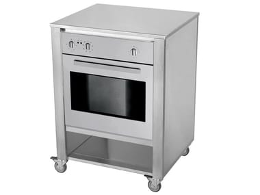 Stainless steel oven 679171 | Oven