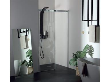 Box doccia a nicchia con porta scorrevole 6PSC15 | Box doccia a nicchia