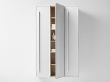 Modular bathroom cabinet with doors 7.0 | Bathroom cabinet