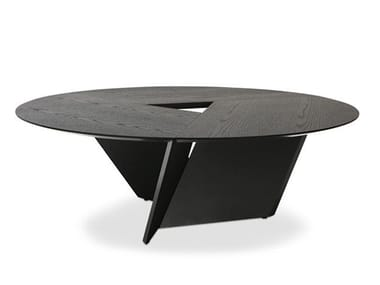 Round coffee table for living room 70°