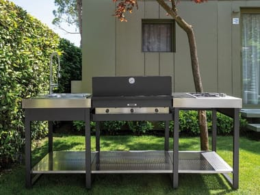 Cucine e barbecue