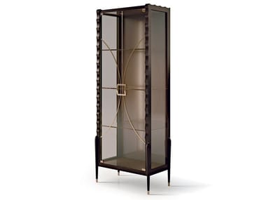 Wood and glass display cabinet 7001 - 7008 | Display cabinet