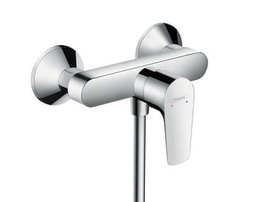External single handle shower mixer TALIS E | External shower mixer