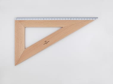 Wooden square 71G30 | Wooden square