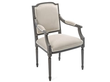 Chair with armrests 7372 | Chair with armrests