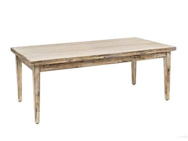 Extending rectangular table 7550   Table