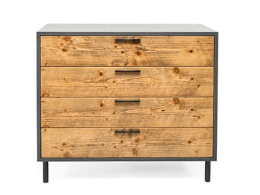 Wooden chest of drawers 7690 | Chest of drawers