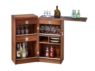 Wooden bar cabinet 7712 CAPTAIN'S BAR