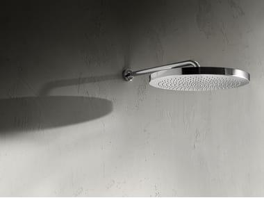 Rain shower with arm 8084+8028   Rain shower